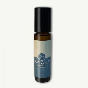 10mL Roll-On bottle of aviana essential oil